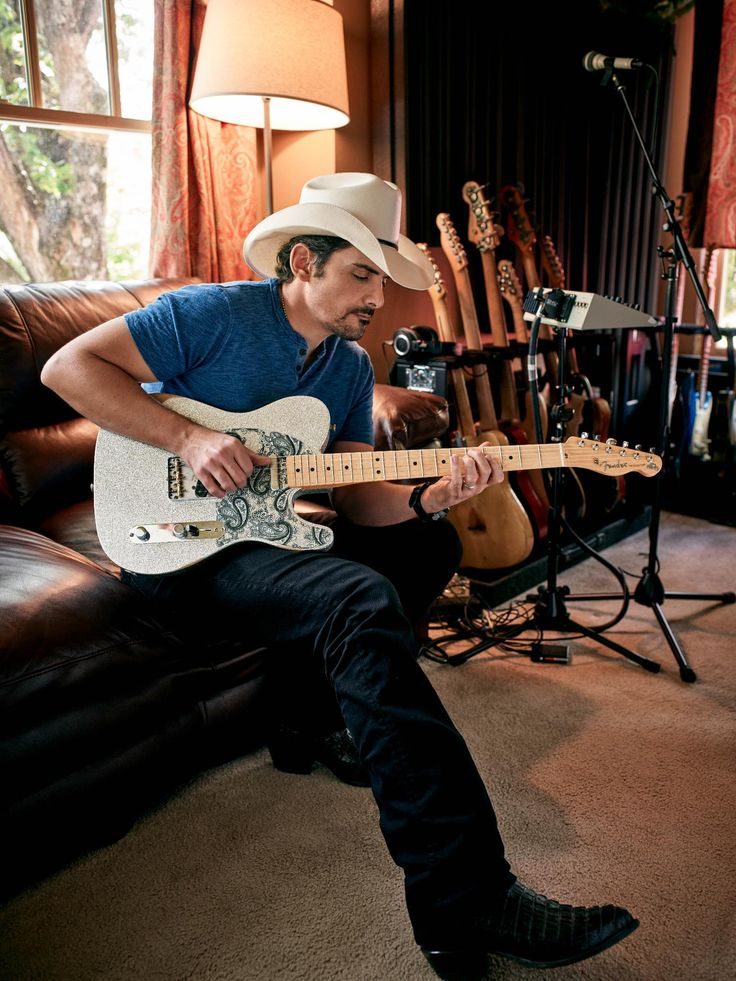 Watch Brad Paisley talk about his new signature Road Worn Telecaster. #BradPaisley #TeleTuesday      #Paisley #Country #Fender #CountryMusic #Music #Musician #Guitar #Guitarist #GutarPlayer #CountryGuitar #LoveAndWar #Cowboy #Signature #FenderTelecaster #Telecaster #Tele #FenderGutiar