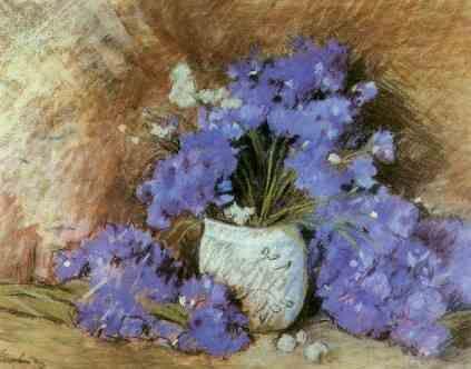 Cornflowers - Stefan Luchian