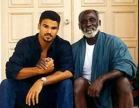 Images of Shemar Moore Parents | Loving Moore: SHEMAR MOORE Featured Photo 6/17