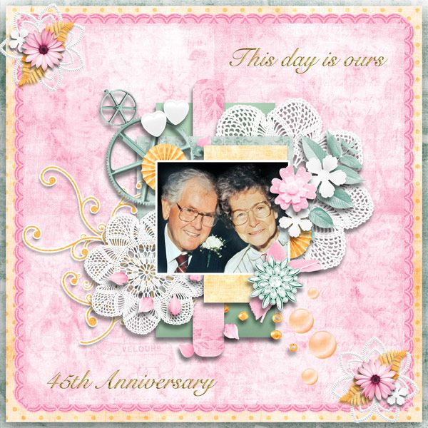 This Day is Ours by Tbear. Kit used: Simple Pleasures http://scrapbird.com/designers-c-73/d-j-c-73_515/jessica-artdesign-c-73_515_554/simple-pleasures-by-jessica-artdesign-p-16565.html