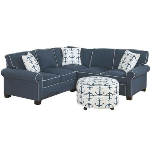 Ordinaire Shop For The Four Seasons Furniture Alexandria Casual Sectional At  Jacksonville Furniture Mart   Your Jacksonville, Gainesville, Palm Coast,  ...
