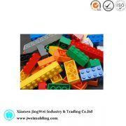 Plastic Interlocking Building Set Toys Building Blocks