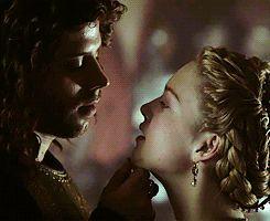 Kiss | Cesare and Lucrezia Borgia from Showtime's The Borgias.