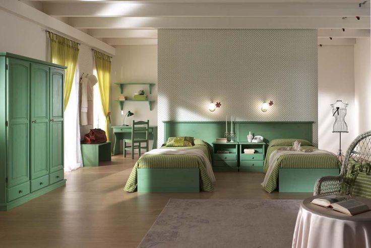 Oltre 25 fantastiche idee su camere da letto rustiche su for Arredamenti per agriturismo