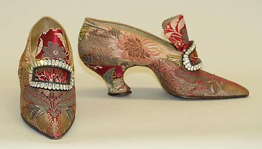 Pumps Pietro Yantorny (Italian, 1874–1936) Date: 1913–18 Culture: French Medium: (a, b) silk;