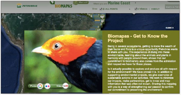 Petrobas Biomapas