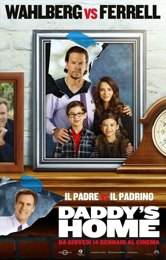 Daddy's Home, il film con Mark Wahlberg e Will Ferrell, dal 14 gennaio al cinema.
