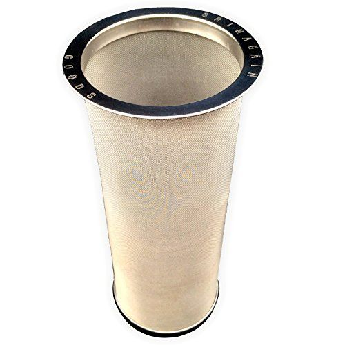 Cold Brew Coffee Maker Loose Leaf Iced Tea Infuser Stainl...