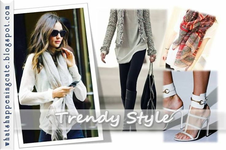 #TrendyStyle  3 Punto: Il Proprio #Stile. Lasciamoci #ispirare Guarda il Blog di #WhatsHappeningCate? posto dietro questo pin perché lì troverai molti più esempi!  Step 3: The Own #Style. Let us #inspire  Watch the blog of What's Happening, Cate? behind this pin, because there are more examples! #WHCate