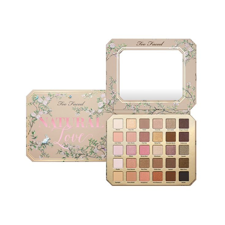 Follow me on Instagram @Makeup_must.havez and remember ladies this fabulous LIMITED EDITION #toofaced pallete goes on sale March 9th ONLY @toofaced.com don't miss out!!!