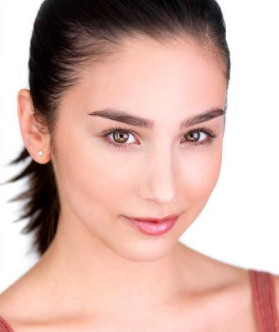 Headshot done by Peter Hurley