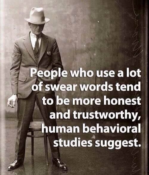 And prudish, uptight people are less so...it's what Disney movies and literature has been trying to teach us all along ;)
