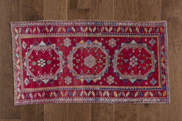 Three Pashas Turkish Carpet