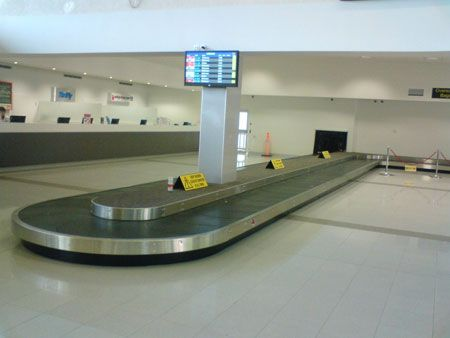 Airport Conveyor Modern Automation Manufactory