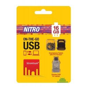 Click here to order online – http://www.themobilestore.in/strontium-16gb-otg-nitro-usb.html Strontium 16 GB OTG Nitro USB