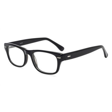 Contour Mens Prescription Glasses, FM9196 Black