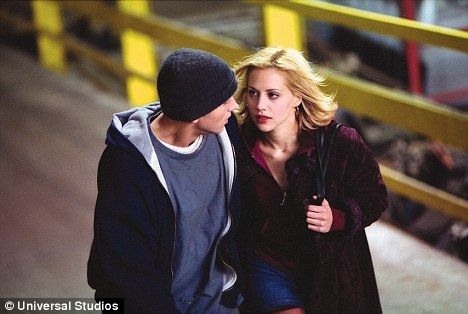 Eminem and Brittany Murphy ~ 8 Mile