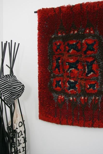 163 Best Rya Rug Ryijy Images On Pinterest Textile Art