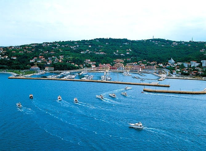 Where my Nonna is from: Muggia, Italy