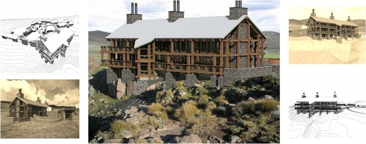 Sani Top Mountain Lodge, Lesotho: a 36 bedroom Lodge and Visitor's Centre.