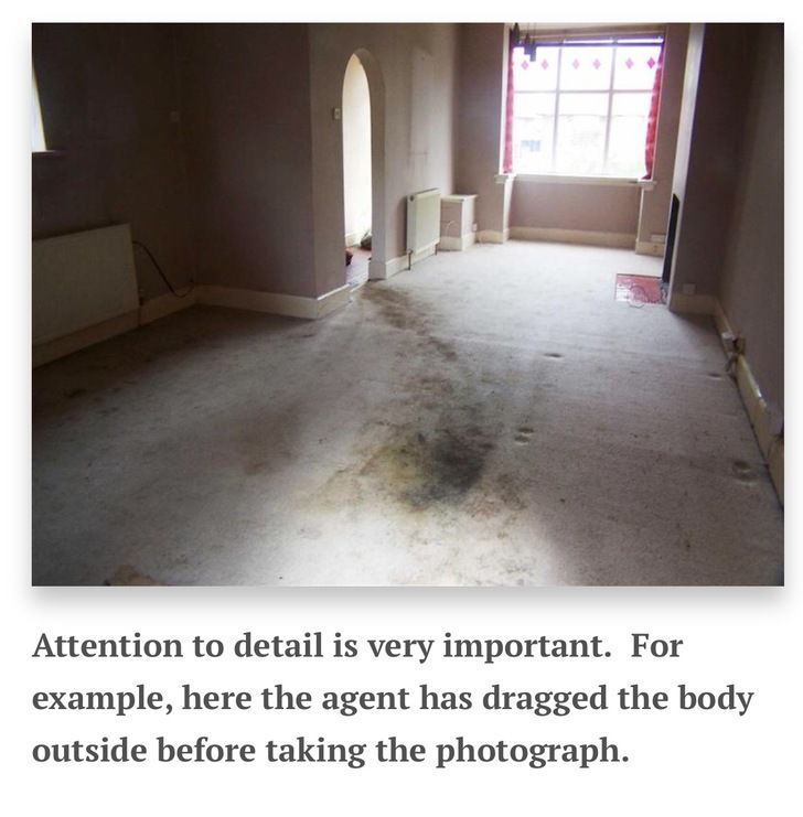 MORE terrible real estate photos! this is what sells houses!