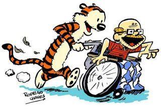 Calvin e Haroldo...