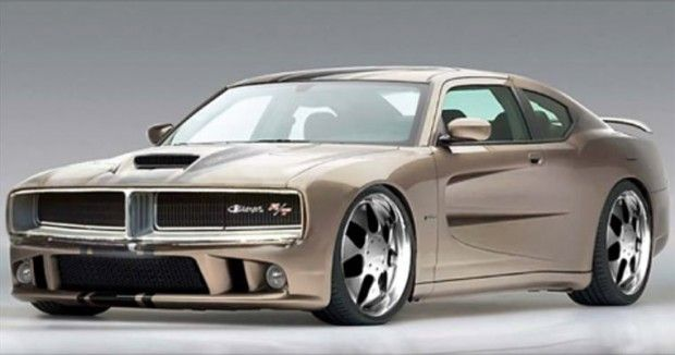 2016-Dodge-Charger-RT rendering