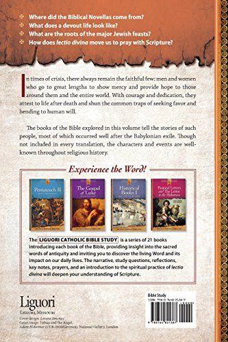 Biblical Novellas: Tobit, Judith, Esther, 1 and 2 Maccabees (Liguori Catholic Bible Study)