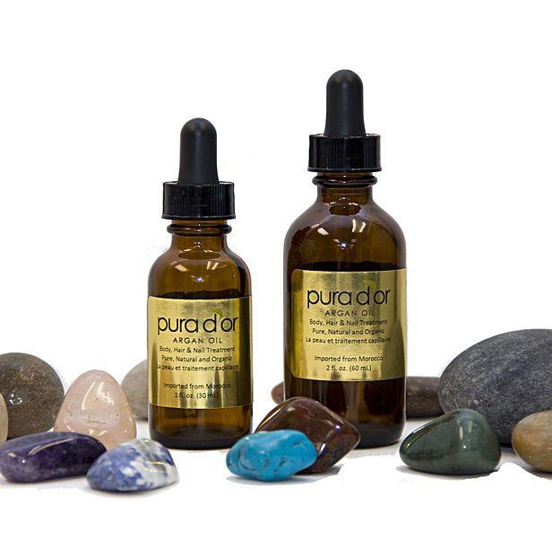 10 secretos de belleza con aceite de argán