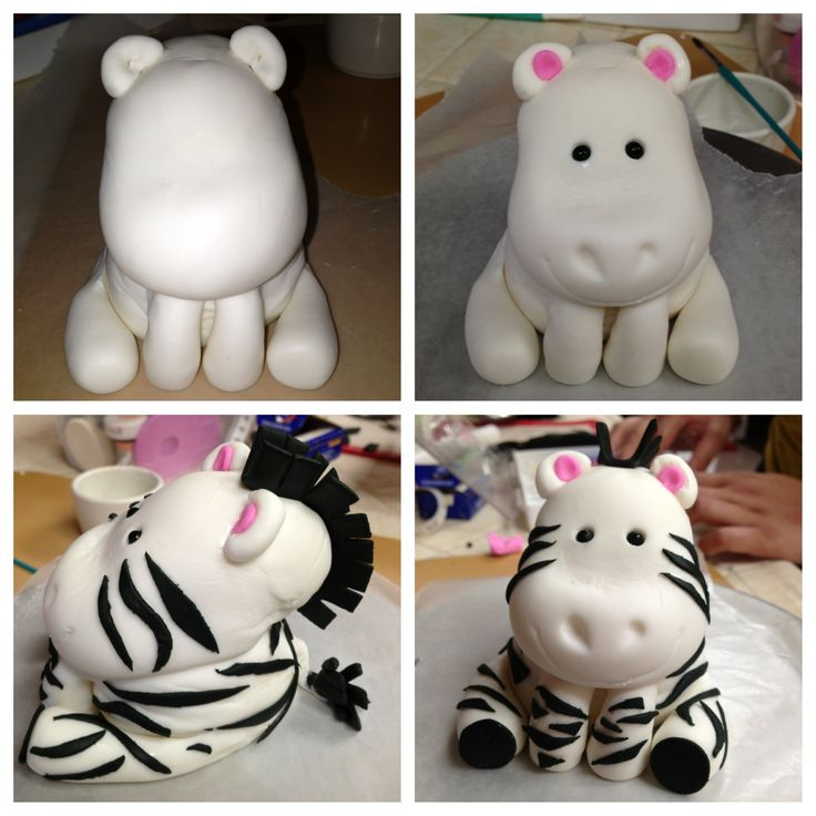 You can use the first white animal (without the eyes) to make animals other than…