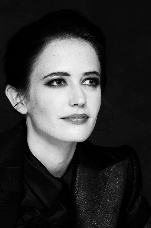 Eva Green speaks many languages fluently, is completely comfortable with nudity in films and is a powerful, highly talented, and versatile actress