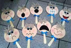 Resultat d'imatges de marionetas faciles de hacer para niños