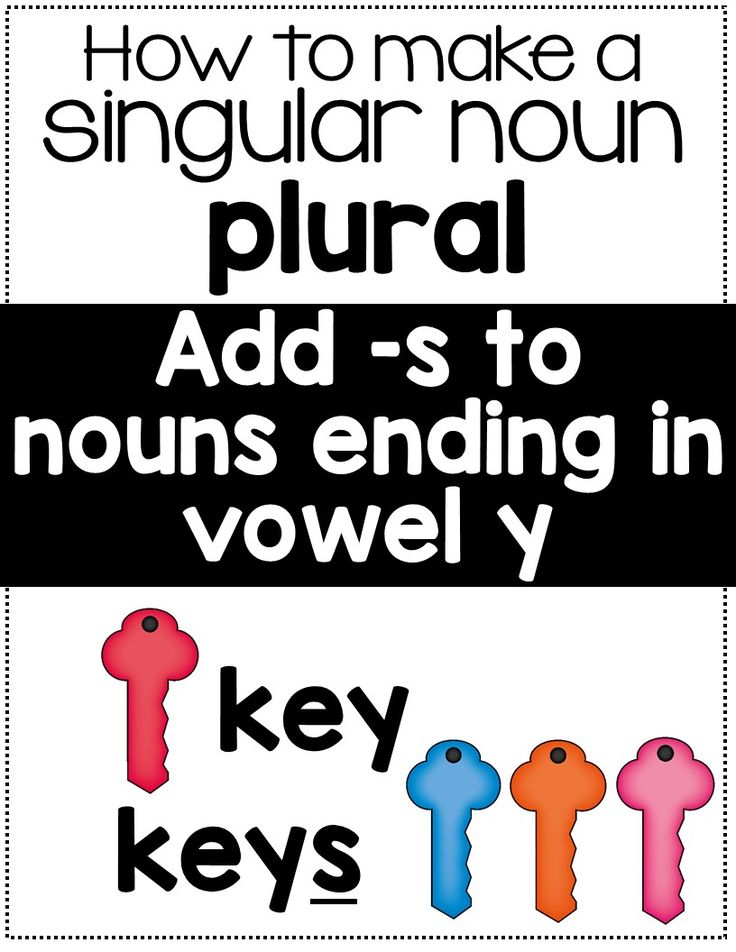 Included in this *newly revised* packet, you will find the following resources for teaching the difference between singular and plural nouns, how to recognize them, sort them and spell them.   --reference posters in color and black and white options  --posters for reviewing the rules for changing words from singular to plural  --singular and plural noun word sorting center in color and black and white with recording sheet  --3 no prep printables with answer keys