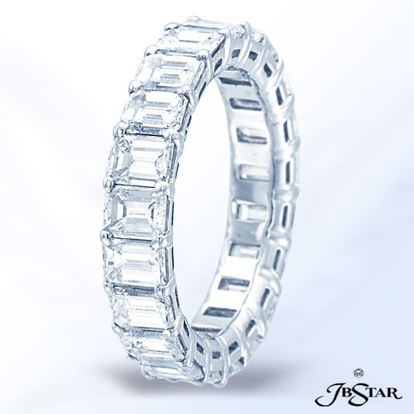 61 best Single Row Eternity Bands images on Pinterest Diamond
