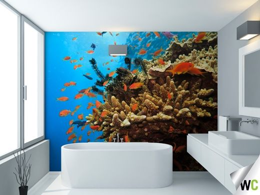 72 best wall murals images on pinterest wall murals for El paradiso wall mural