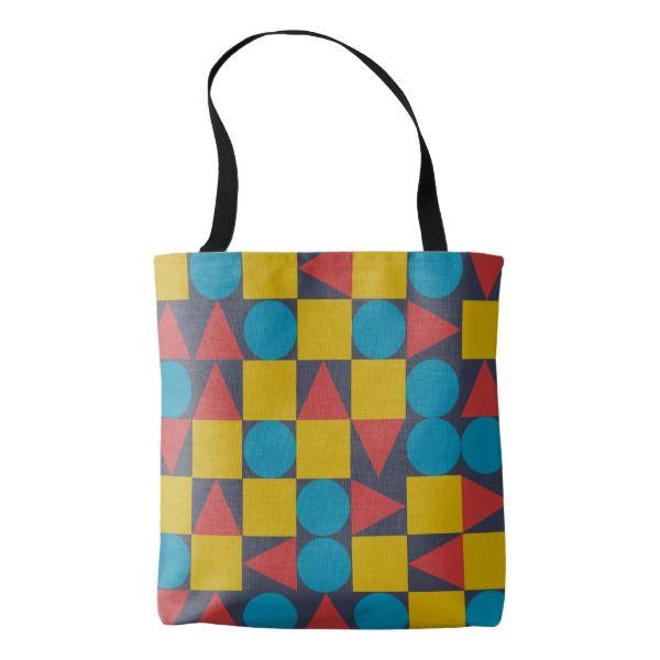 Amo / Custom All-Over-Print Tote Bag