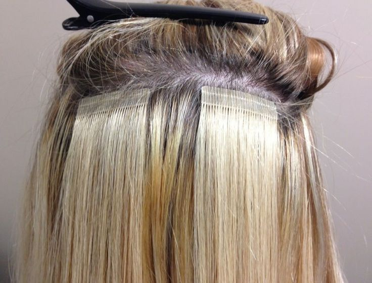 Tape Hair Extensions As The Best Extension Hairexten