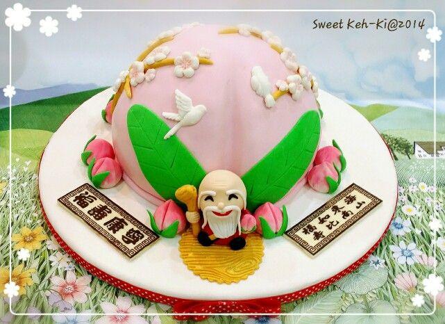 Longevity Cake !