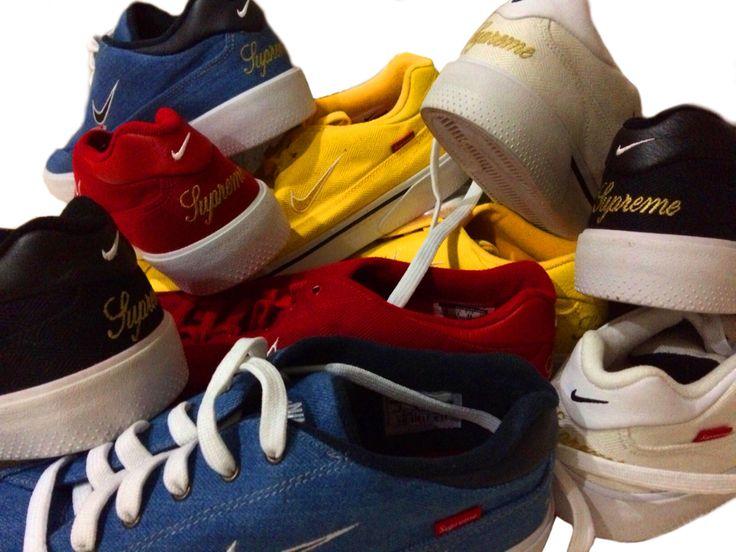 Nike GTS SB Supreme