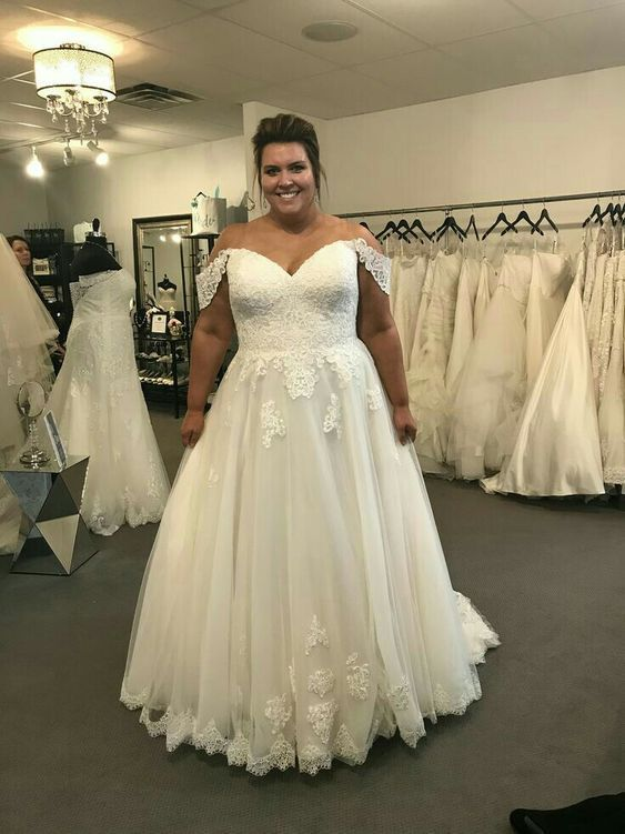 0664203e503 80d947off the shoulder plus size wedding gowns from darius bridal in
