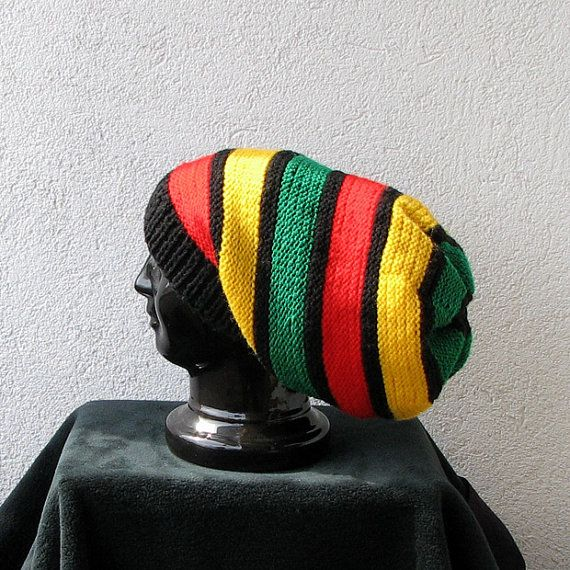 Bob Marley reggae  rasta colors by AlbadoFashion on Etsy, $46.00