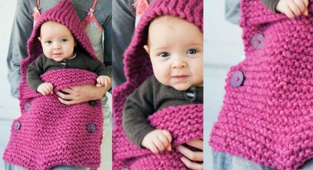 sacco bebè - la maglia di marica