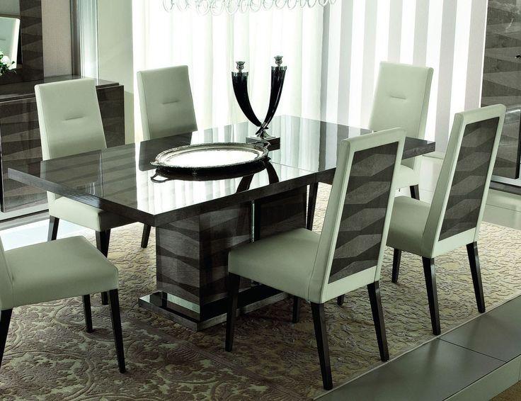 Marquee 5 Piece Dining Room Set - Huffman Koos Furniture