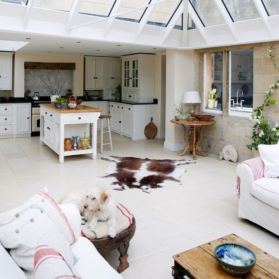 Conservatory Kitchen Inspiration For My Home Pinterest