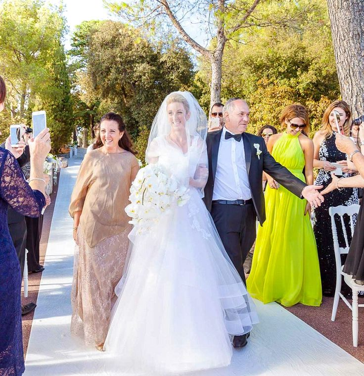 A Spectacular Jewish Destination Wedding In The South Of France
