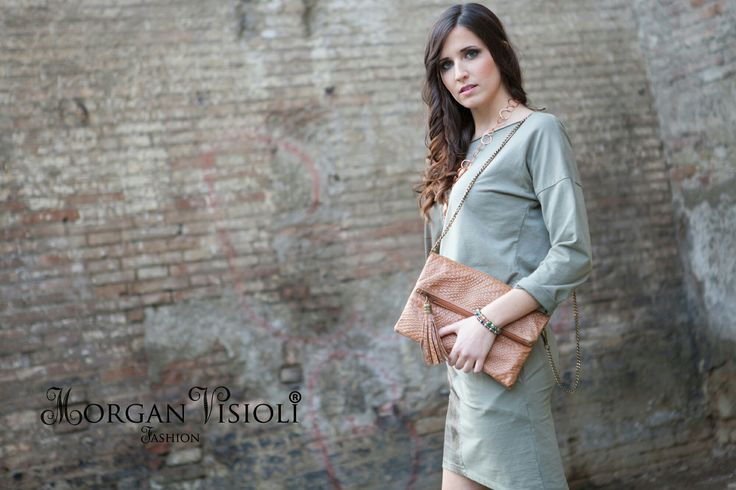 New Collection spring 17 CASUAL GLAMOUR  Fashion- Bag- Jewelry