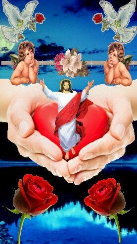 Jesús en el cielo 2