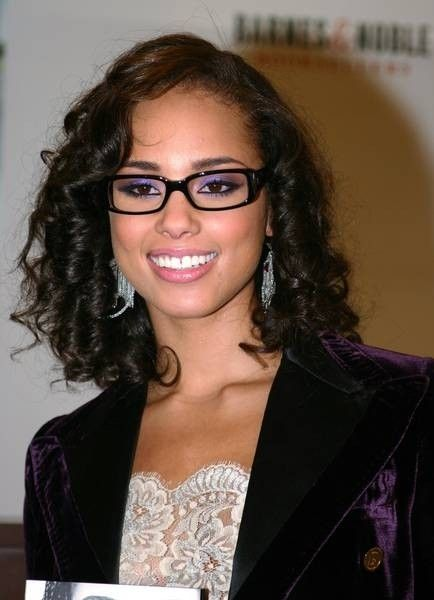 Incredible 38 Best Images About Alicia Keys On Pinterest Kinky Curly Hair Hairstyles For Men Maxibearus