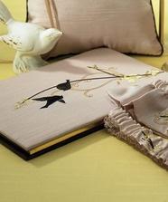 Love Bird Wedding Guest Book @ weddingfavoursaustralia.com.au