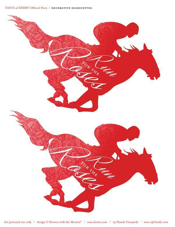 "FREE Kentucky Derby Party Printables – ""Taste of Derby"""